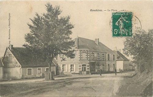 Famille Blin (Belin), Mézilles, Ronchères (89)