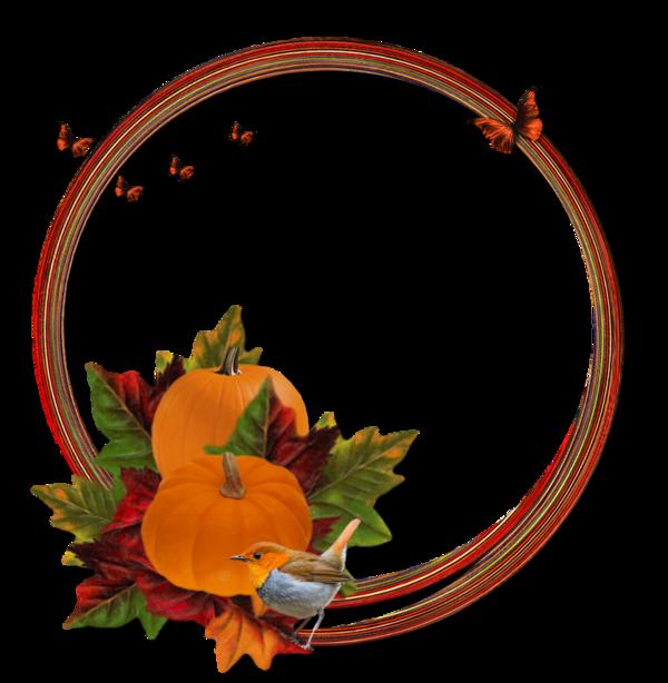 Cercle automnal