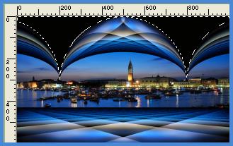 Venezia in blu