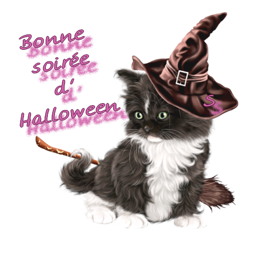 **Défi Halloween**chez Nathie