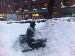 BOSTON, ...dernier arrêt...