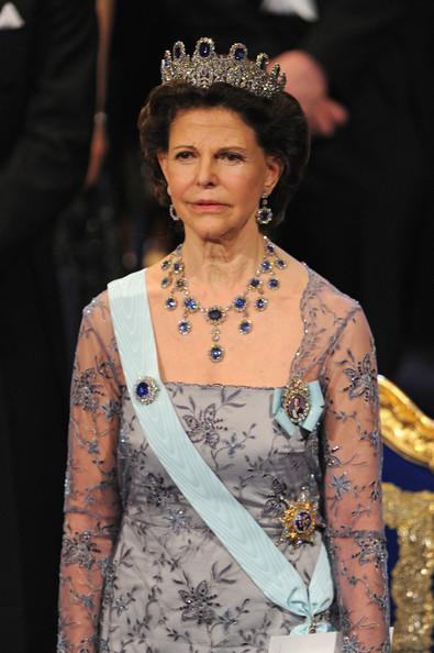 Silvia aux Prix Nobel