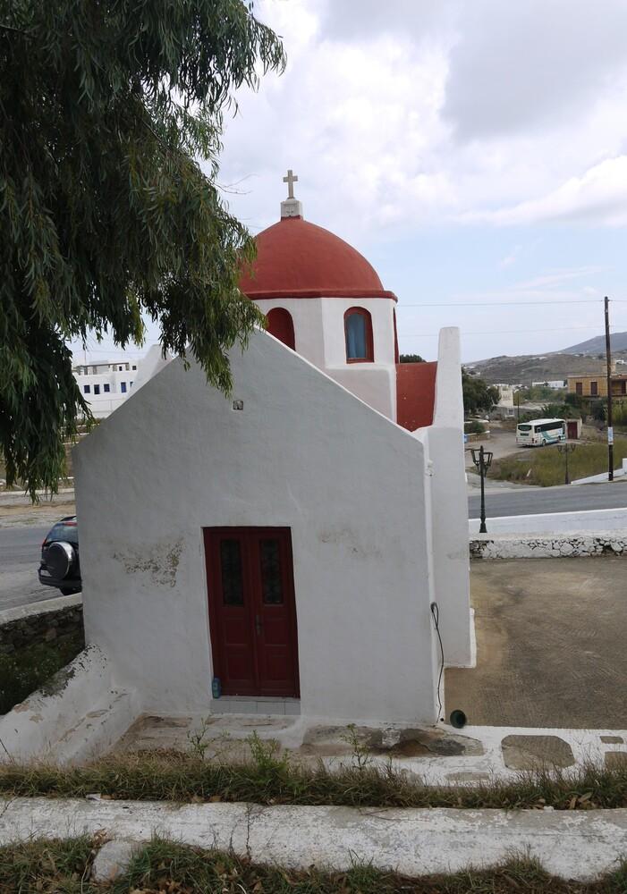 Île de Mykonos  (1) Grèce