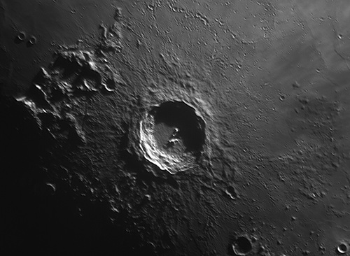 Lune et Jupiter le 27/05/2015