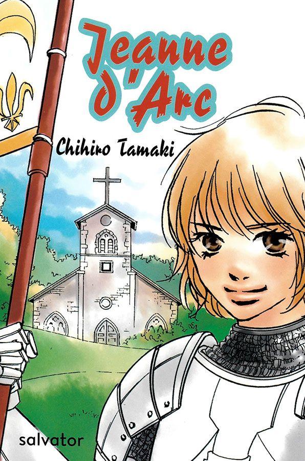 MANGA | Jeanne d'Arc