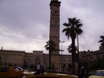 Alep -  mosquée Omeyyades (2)