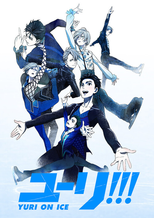 Yuri on Ice - Anime Automne 2016
