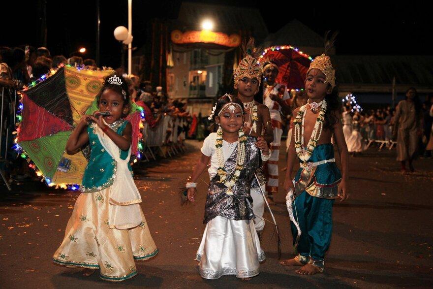 12/12/19 : Fête du Dipavali 2019 à St-André (Réunion)