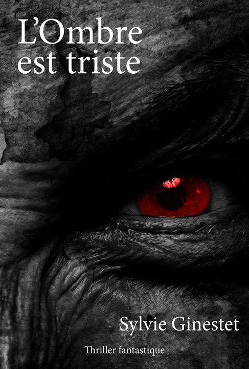 """Découvrez la couverture du deuxième tome des """"Ombres"""" de Sylvie Ginestet : L'ombre est triste"""