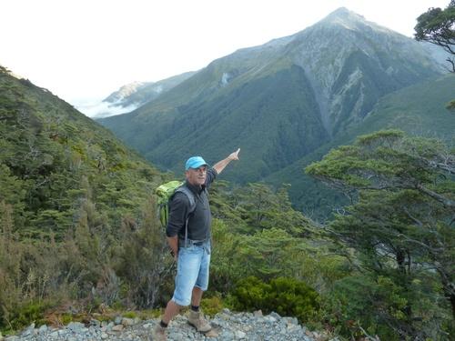 Arthur Pass ( randonnée d'Avalanche Peak