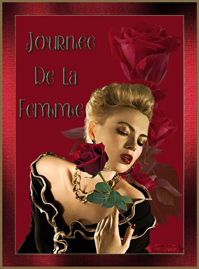 ♥ JOURNEE DE LA FEMME ♥