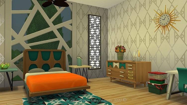 Sims 4 : La villa Morne Bleu