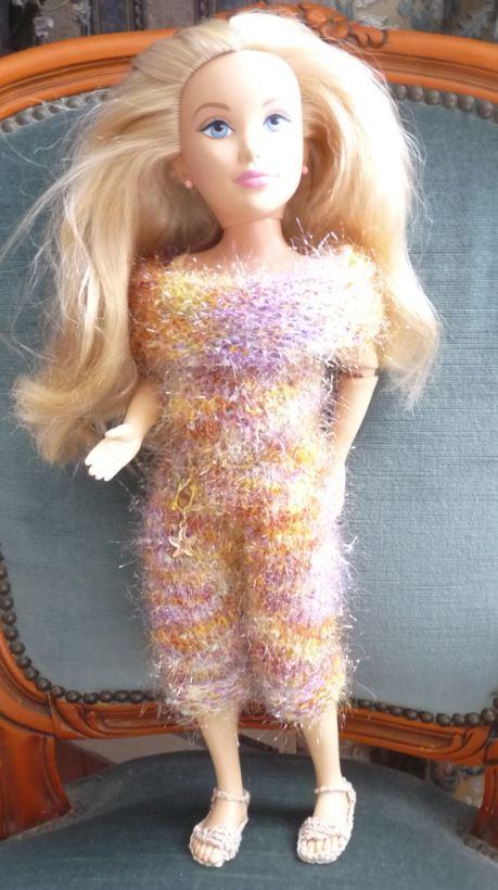 Encours terminé avec Qinoa : Blondine est habillée