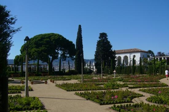 Montjuic -jardins Maragall5