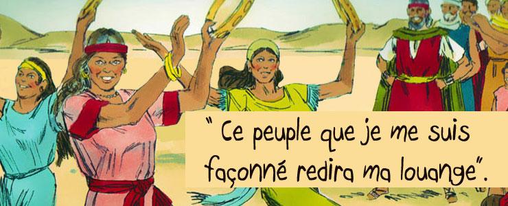 """Diaporama Isaïe 43, 16-21: """"Je vais désaltérer mon peuple"""""""