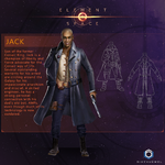 NEWS: Element Space, Jack à la rescousse*
