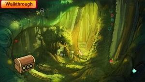 Jouer à Green forest house escape