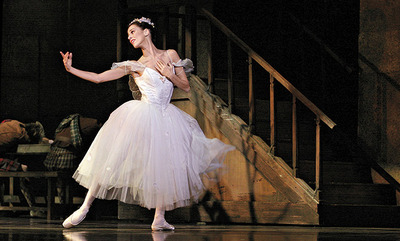 dance ballet story ballet romantic ballet the sylphide