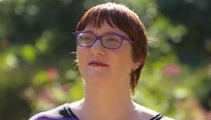 ➤ Jeni Haynes, lorsqu'une femme fractionnée attaque en justice son père incestueux