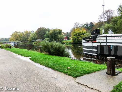 Analyse d'images plan d'eau de Metz