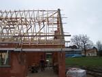 Construction à Guecelard