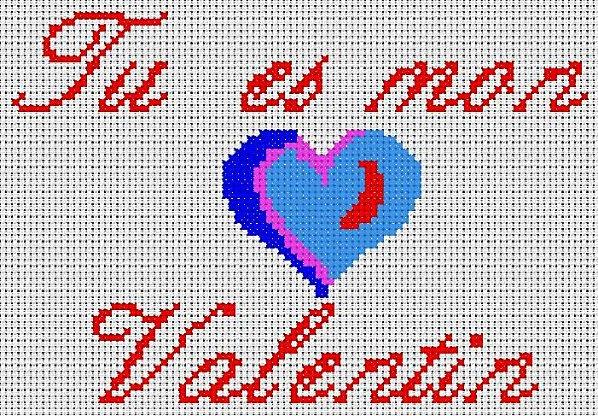 Tu es mon valentin