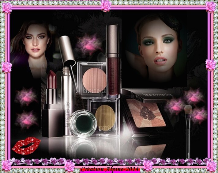 Maquillage Laura Mercier
