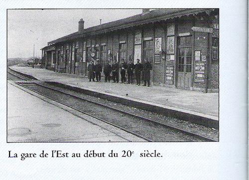 Le chemin de fer de l' est