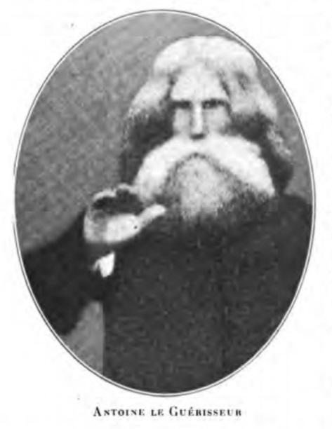 La mort d'Antoine le Guérisseur (Annales des Sciences psychiques, Juin 1912)