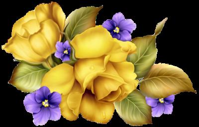 """Défi j""""aime les fleurs ,Gorgette"""