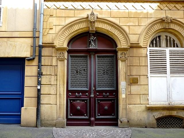 Les portes de Metz 66 Marc de Metz 2012
