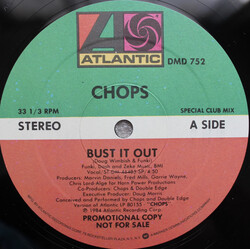 Chops - Bust It Out