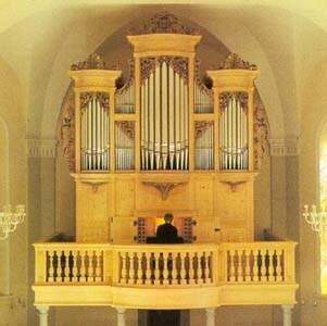orgue Silbermann