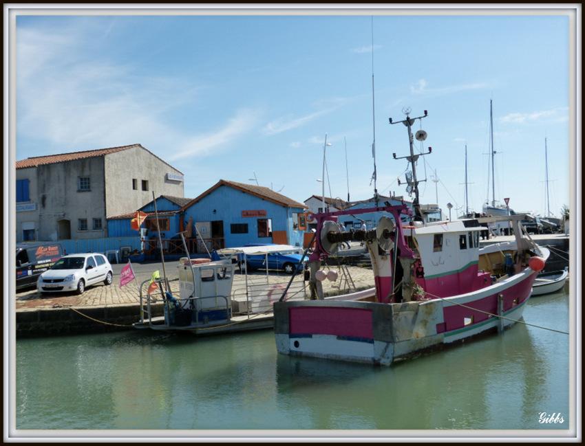 Bateaux de pêche suite