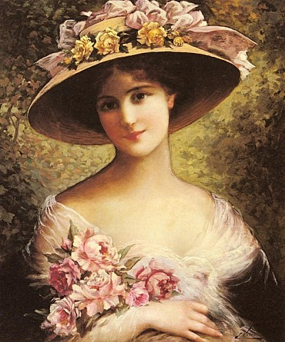 Emile Vernon, The Fancy Bonnet