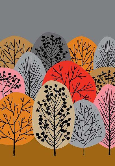 Forêt d'automne (art)
