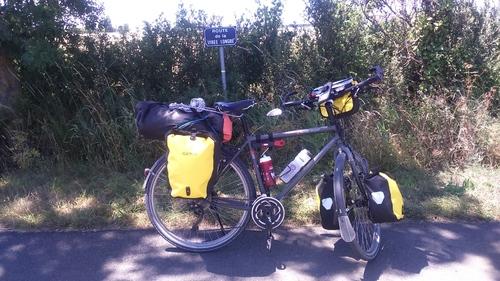 Vélo semaine 3