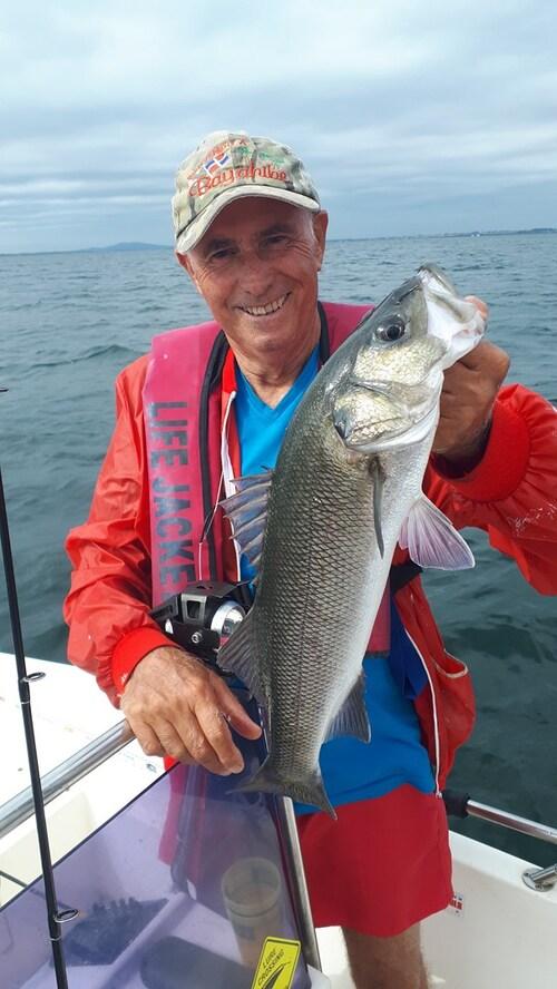 3 générations à la pêche!