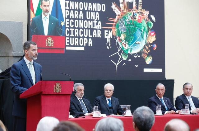 """""""Innovando para una Economía Circular en Europa"""""""