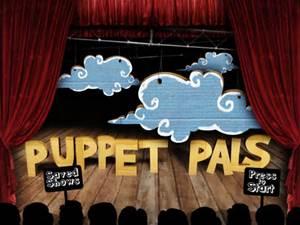 création d'histoires animées : Puppet Pals
