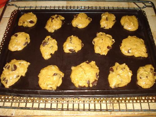 Les Cookies Citron Chocolat de Marie Chioca