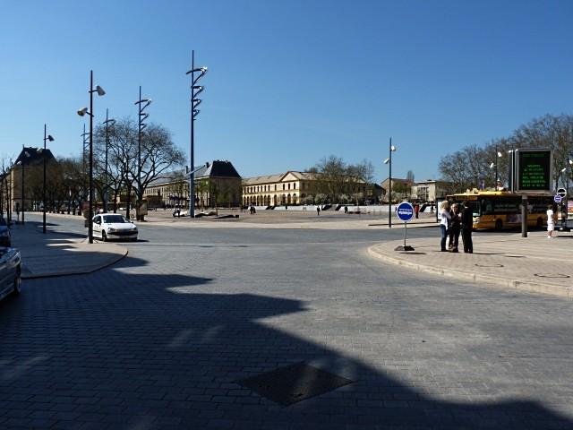La Nouvelle place de la République de Metz 2 Marc de Metz