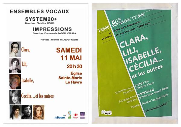 Un superbe concert à l'église de la Rédemption à Paris ce week-end