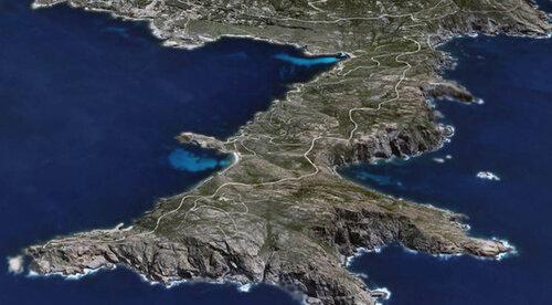 Le conseil d'Etat confirme la protection de la presqu'île de la Revellata