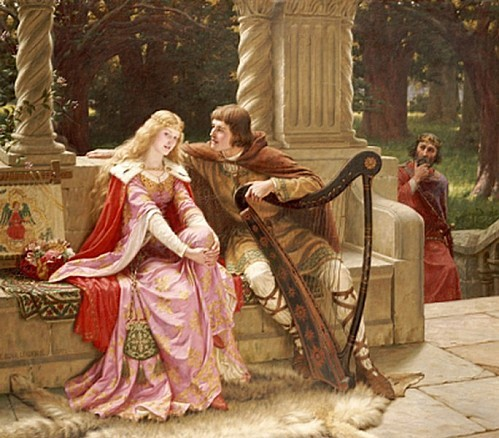 de Edmund Blair Leighton