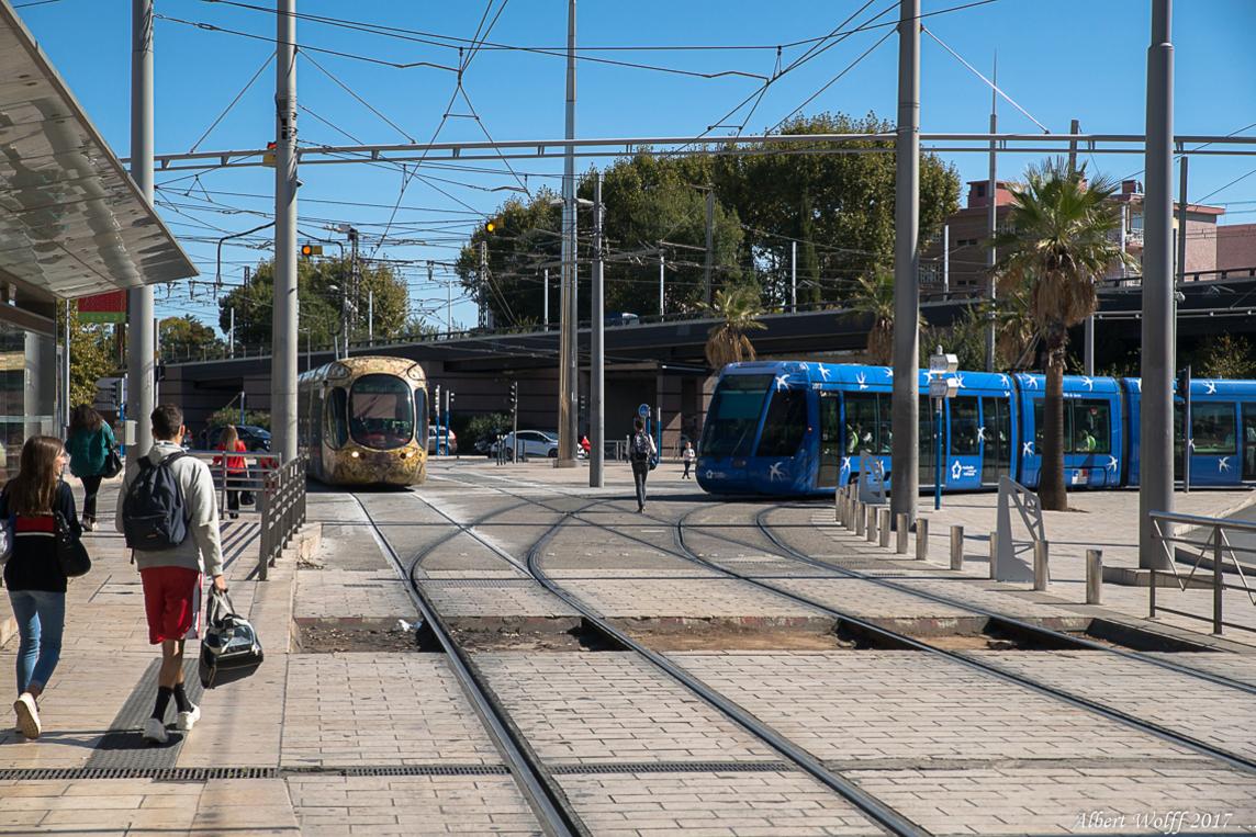 Occitanie - Les couleurs du tram