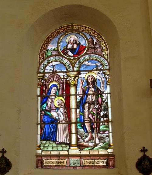 L'église Saint-Barthélémy de Poncey sur l'Ignon a dévoilé, lors de son inauguration, son beau mobilier intérieur.