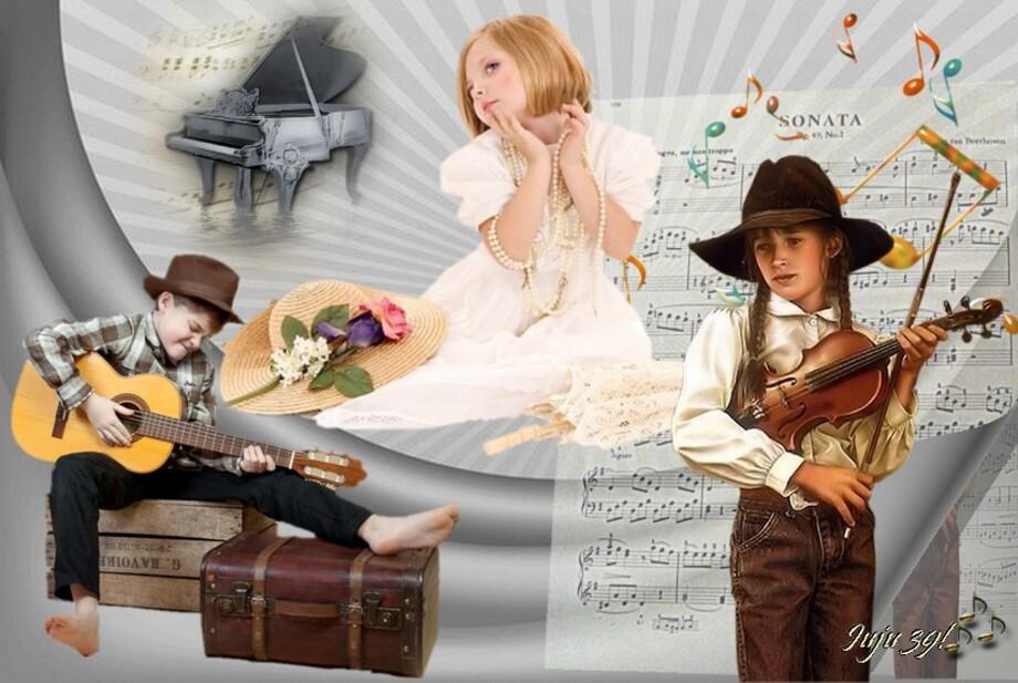 Enfants en musique !                27
