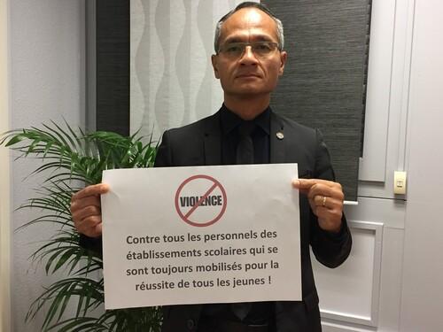 #StopAuxViolences !