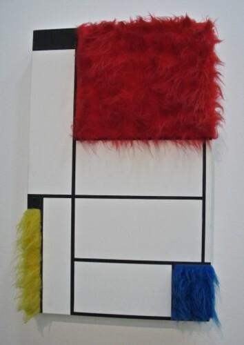 Beaubourg Sylvie Fleury Mondrian 1615